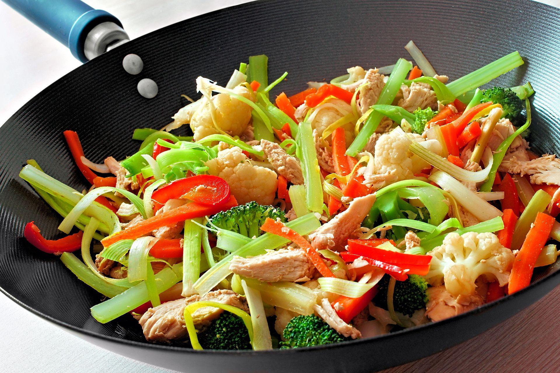 catering asiatische küche